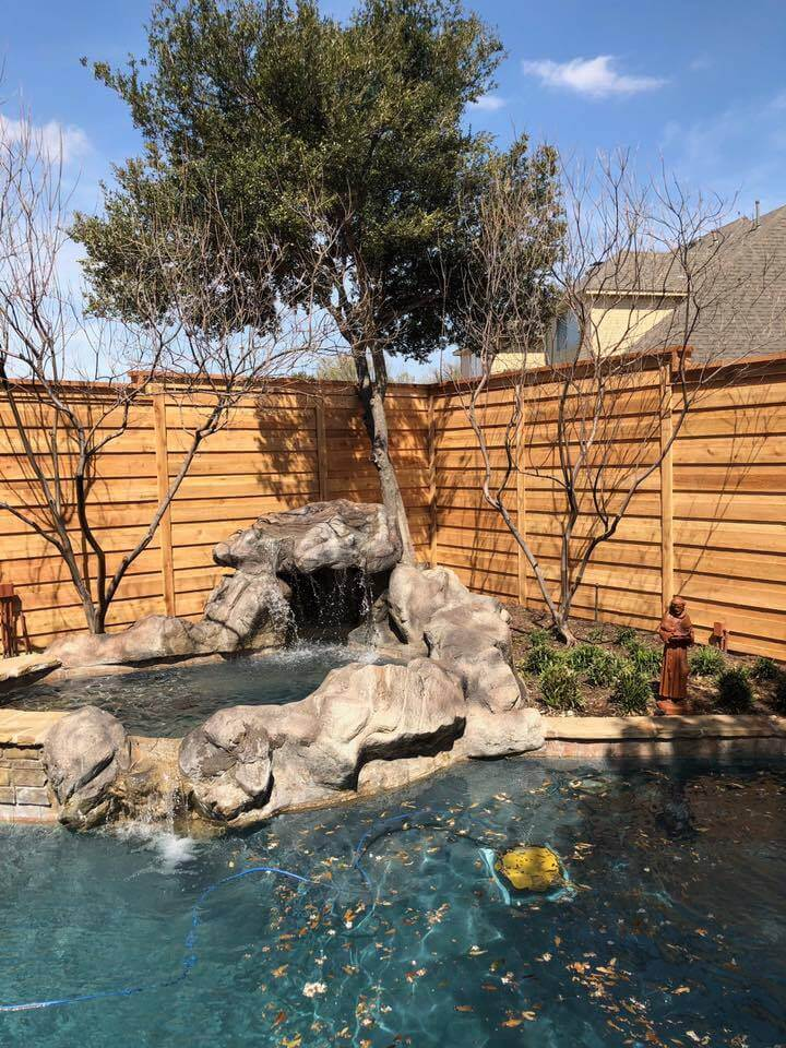 Local Fence Staining Company Nortex