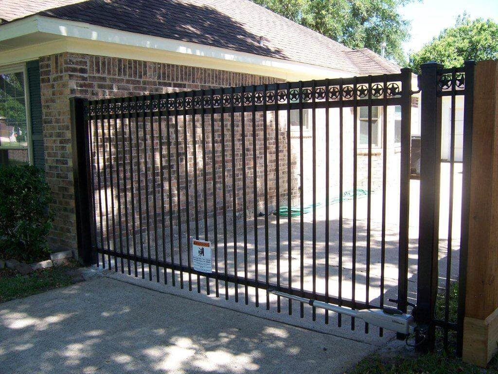 cool iron gate