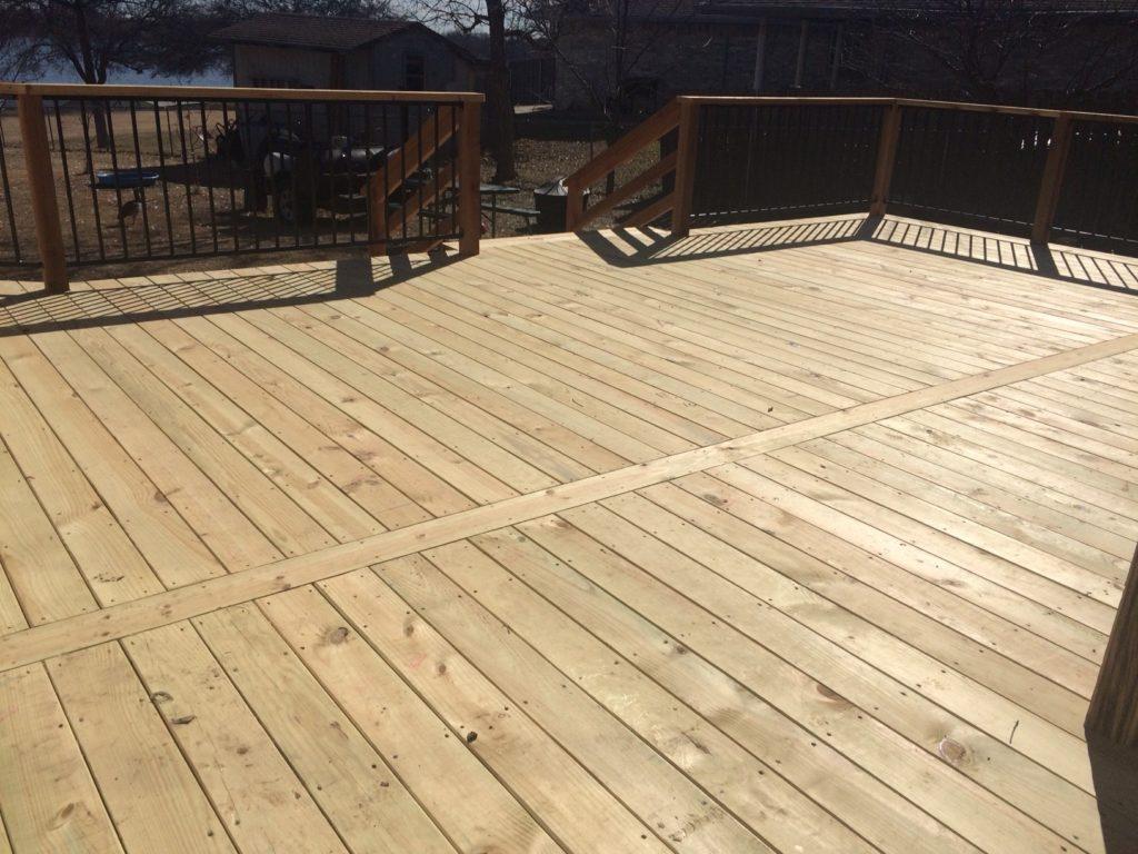 Nortex Fence Deck Builders