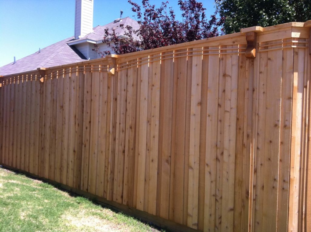 Fence contractor Dallas, Texas