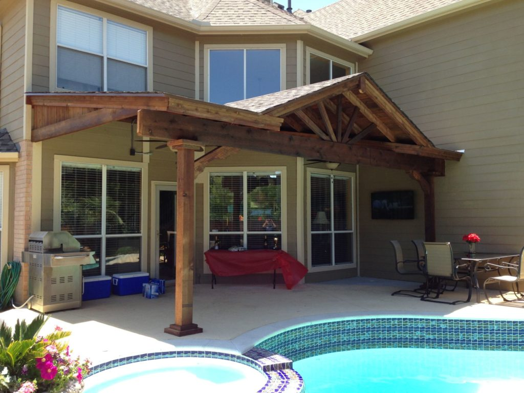 Nortex Fence Dallas Patio Covers