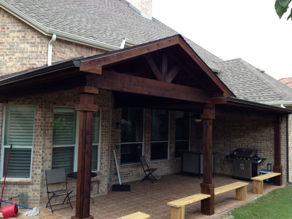 Nortex Fence Patio Covers Dallas Texas
